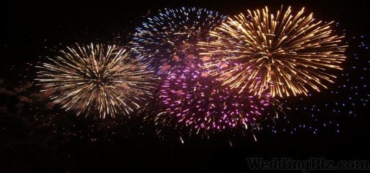 Aggarwal Band Fireworks and Crackers weddingplz