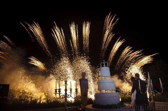 Ashoka Band Fireworks and Crackers weddingplz