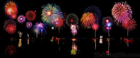 Khalsa Band Fireworks and Crackers weddingplz