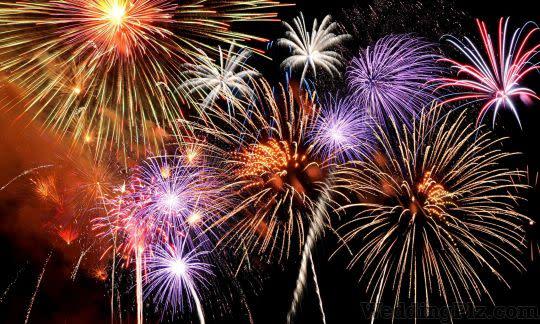 Prem Sukh Band Fireworks and Crackers weddingplz