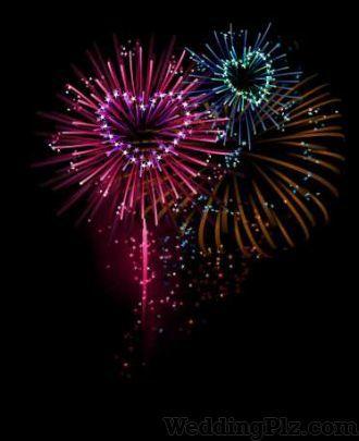 Saajan Band Fireworks and Crackers weddingplz