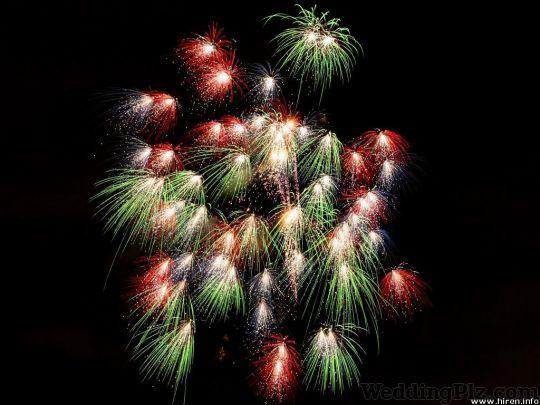 Yuvraj Band Fireworks and Crackers weddingplz