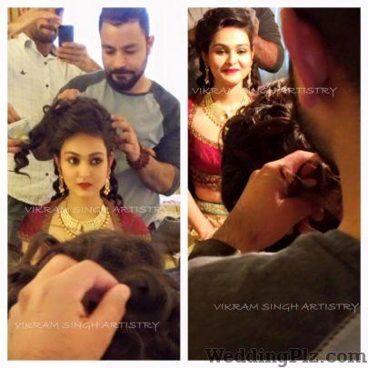 Vikram Singh Artistry Makeup Artists weddingplz