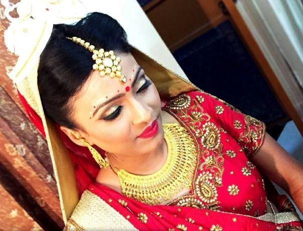 Shama Sharma Makeup Artist Makeup Artists weddingplz