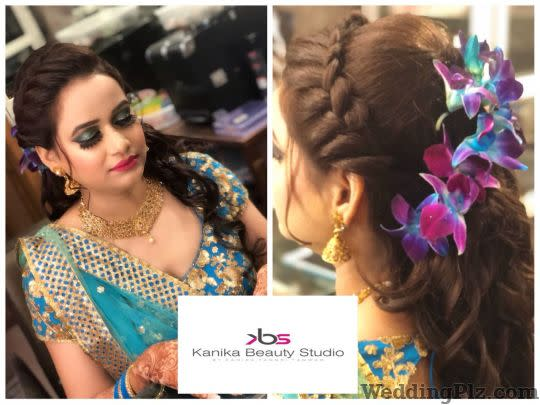 Kanika Beauty Studio Makeup Artists weddingplz
