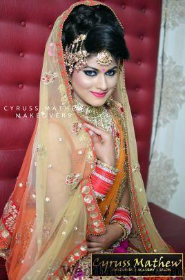 Cyruss Mathew Makeovers Makeup Artists weddingplz