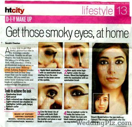 Ashima Kapoor Makeup Artist Makeup Artists weddingplz