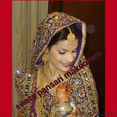 Sweta Pansari Makeovers Makeup Artists weddingplz