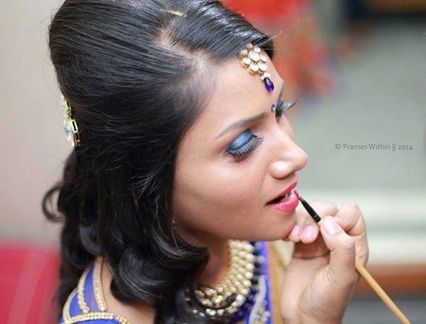 Makeup By Maithri Makeup Artists weddingplz