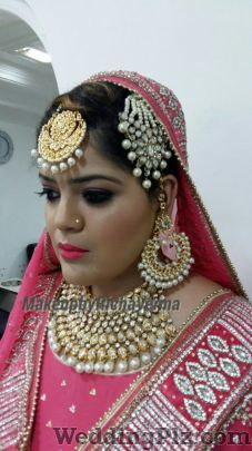 Richa Verma Makeup Artist Makeup Artists weddingplz