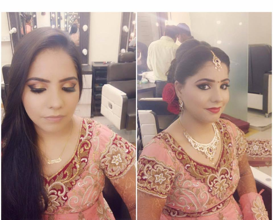 Rainaas Artistry Makeovers Makeup Artists weddingplz