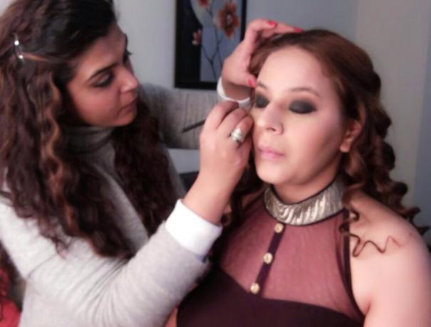 Kehlebek Hair and Makeup Studio Makeup Artists weddingplz