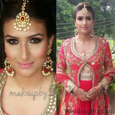 Makeup by Shubhdeep Gill Makeup Artists weddingplz