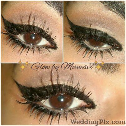 Glow by Manesvi Makeup Artists weddingplz