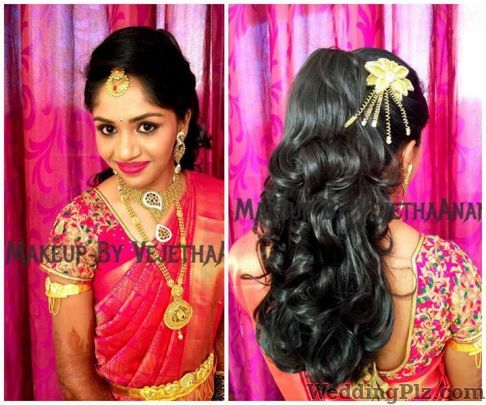 Vejetha Anand Makeup Artist Makeup Artists weddingplz
