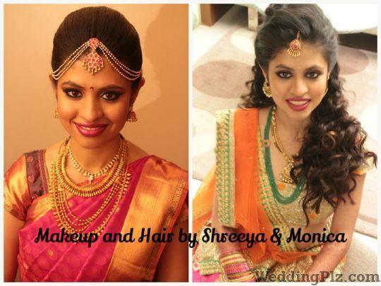 Makeup and Hair By Shreeya and Monica Makeup Artists weddingplz