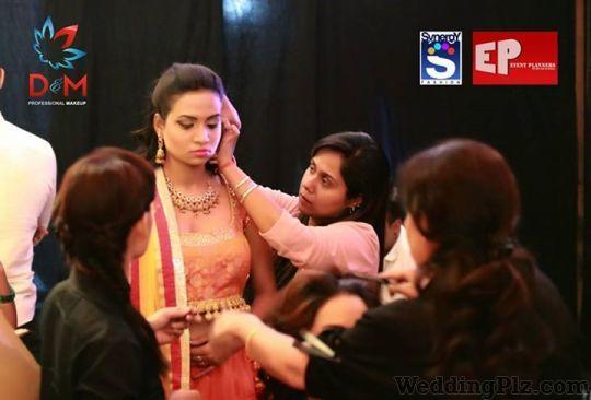 Professional Makeup By D And M Makeup Artists weddingplz