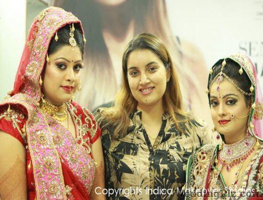 Nirmal Randhawas Makeover Studio Makeup Artists weddingplz