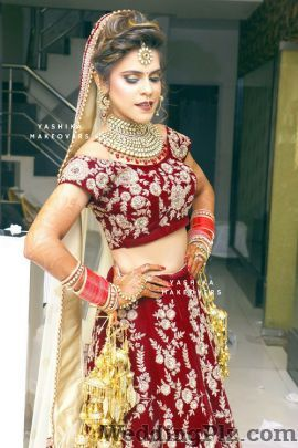 Yashika Sehgal Makeovers Makeup Artists weddingplz