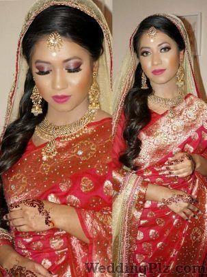 portfolio images  ruchi makeup artist sec 49 chandigarh