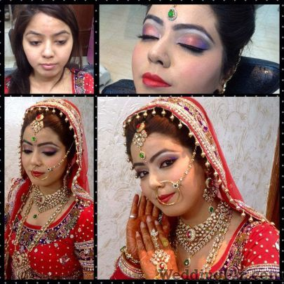 Ruchi Makeup Artist Makeup Artists weddingplz