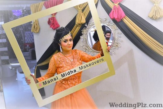 Mansi Midha Makeovers Makeup Artists weddingplz