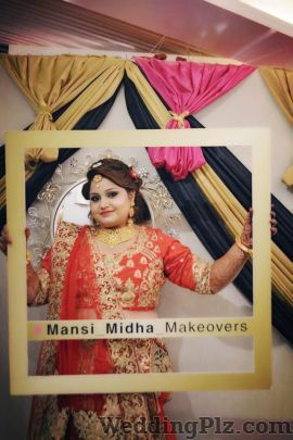 Mansi Midha Makeovers Makeup Artists weddingplz