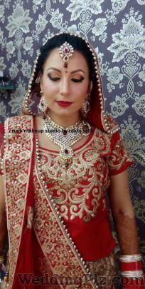 Crush Makeup Studio by Rakhi Seth Makeup Artists weddingplz