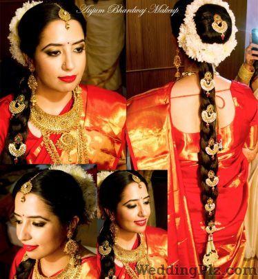 portfolio images  anjum bhardwaj makeup artist noida