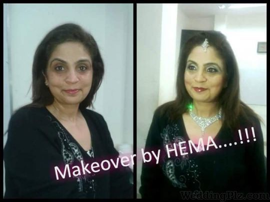Hema Thakur Makeovers Makeup Artists weddingplz