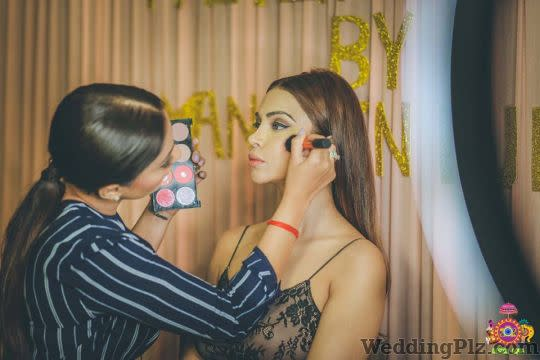 Makeover by Manleen Puri Makeup Artists weddingplz