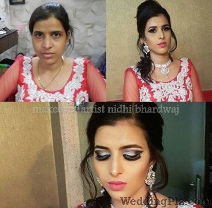 Makeover Artist Nidhi Bhardwaj Makeup Artists weddingplz