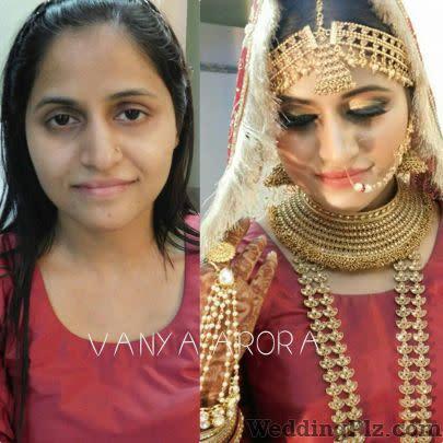 Makeup by Vanya Arora Makeup Artists weddingplz
