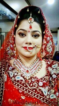 Look Good by Devika Makeup Artists weddingplz
