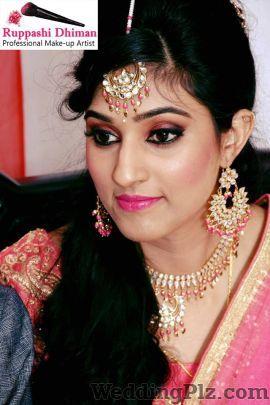 Ruppashi Dhiman Hair And Makeup Artist Makeup Artists weddingplz