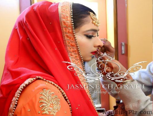 Jasmine Chatrath Makeover Makeup Artists weddingplz