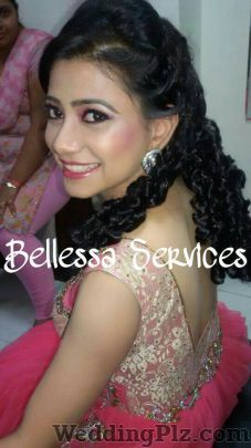 Bellessa Beauty Make Over by Pooja Gupta Makeup Artists weddingplz
