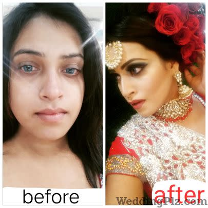 Jasvin Kaur Makeovers Makeup Artists weddingplz