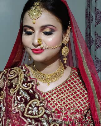Makeup Moments by Samiksha Makeup Artists weddingplz