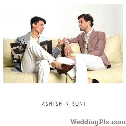 Ashish N Soni Fashion Designers weddingplz