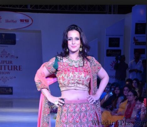 Akanksha Gajria Label Fashion Designers weddingplz