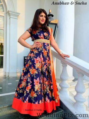 Anubhav and Sneha Fashion Designers weddingplz