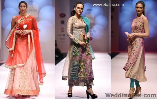 Ekatrra Fashion Designers weddingplz