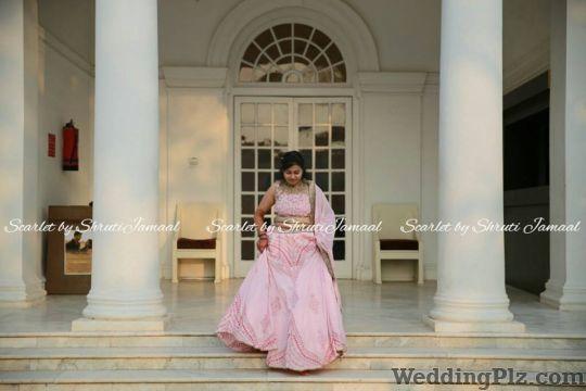 Scarlet by Shruti Jamaal Fashion Designers weddingplz