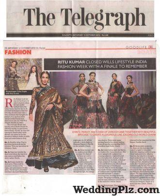 Ritu Kumar Fashion Designers weddingplz