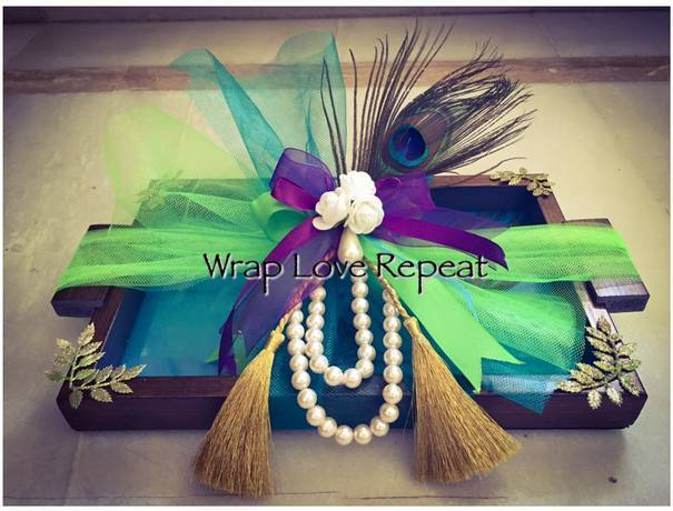 Wrap Love Repeat Trousseau Packer weddingplz