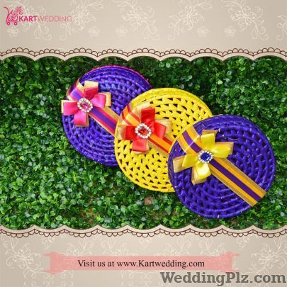 Kart Wedding Trousseau Packer weddingplz