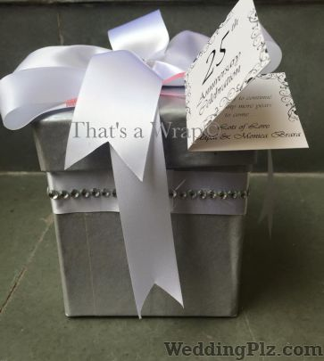 Thats A Wrap Trousseau Packer weddingplz