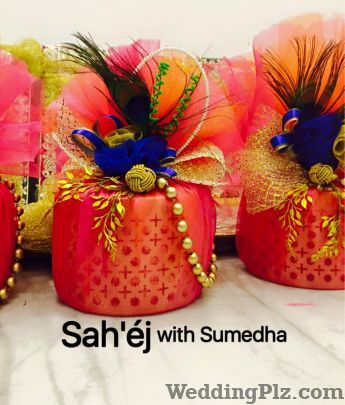 Sahej With Sumedha Trousseau Packer weddingplz