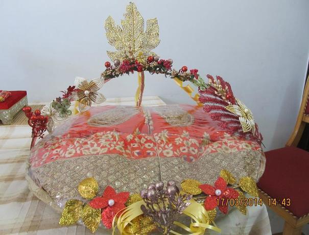 Dhanya Krafts Trousseau Packer weddingplz